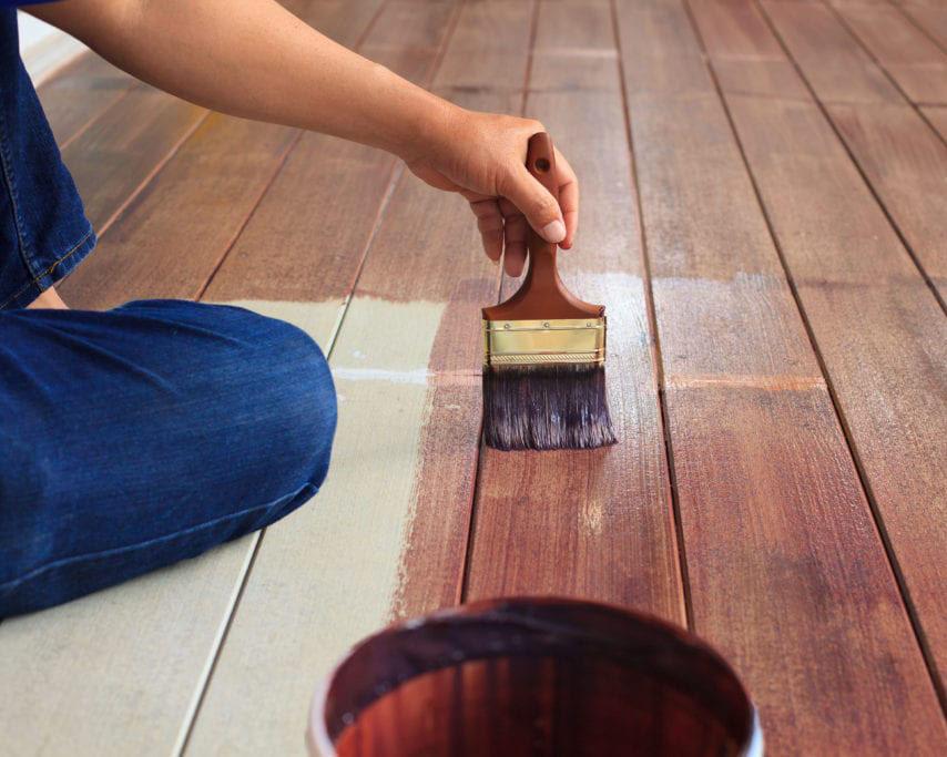 رنگ نانو چوب فضای داخلی